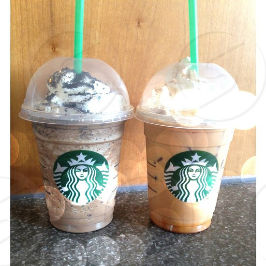 Starbucks ❤️ photo