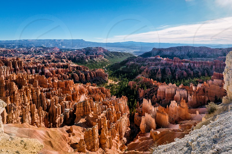 Early Morning in Bryce Canyon photo