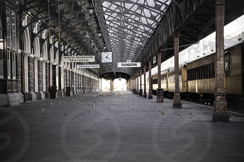Trainstation photo