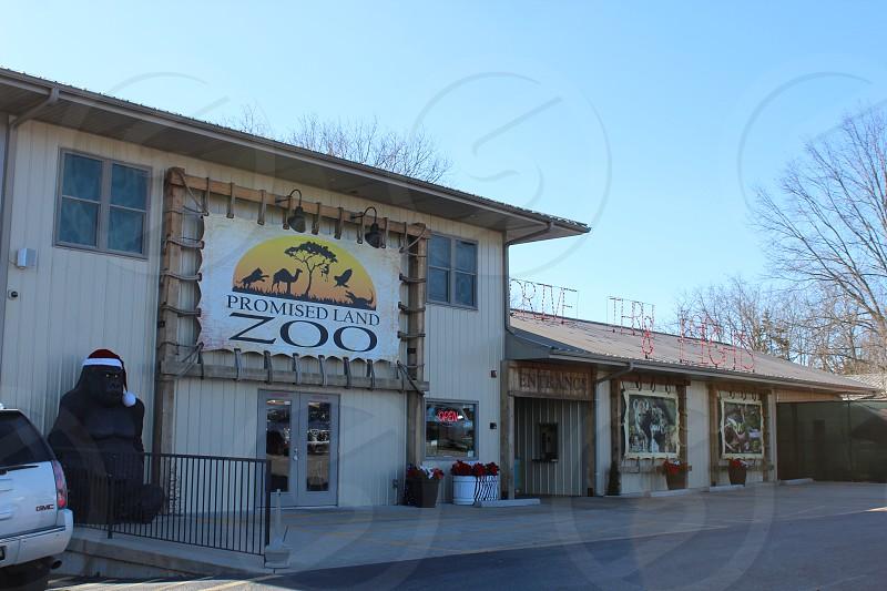 Promised Land Zoo in Branson Missouri photo