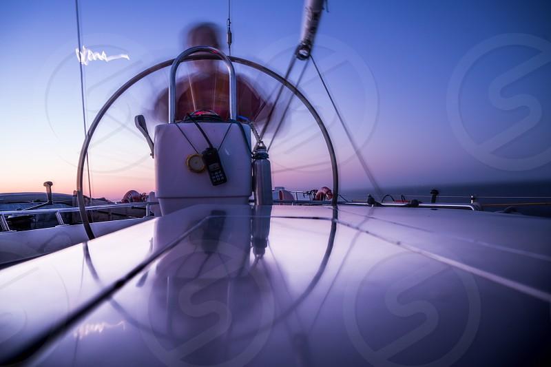 shiproundwheel photo