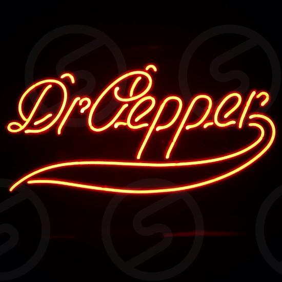 dr pepper logo photo