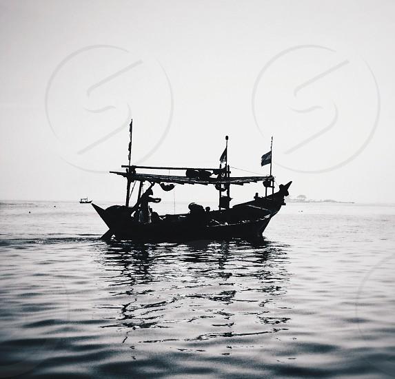 • Sailing through Stillness • | iPhone 5 |  photo