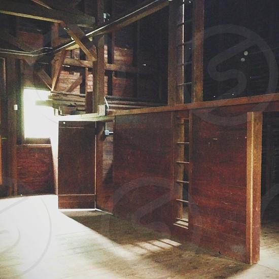 Open Barn Door photo