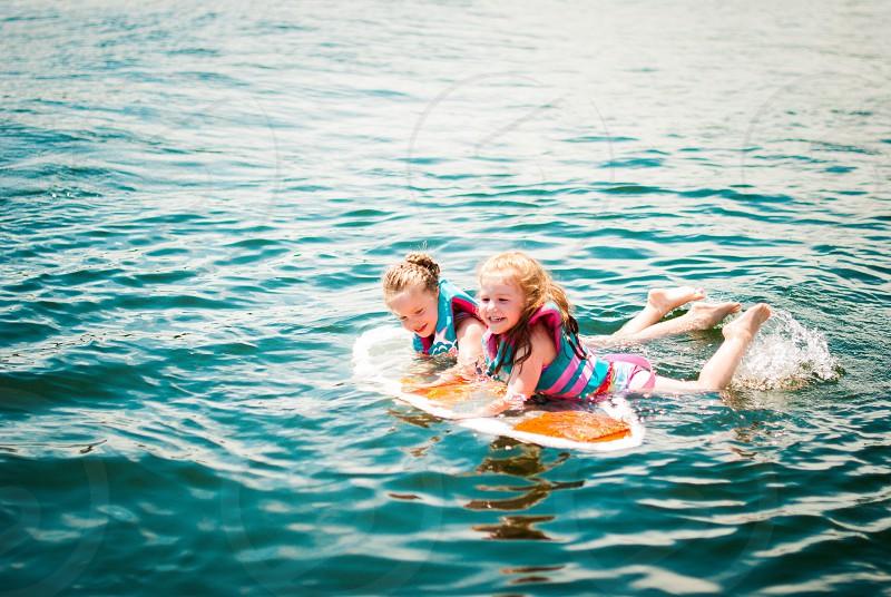 Summer Holidays Lake Minnesota photo