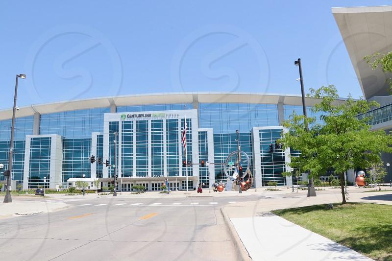 CenturyLink Center Omaha photo