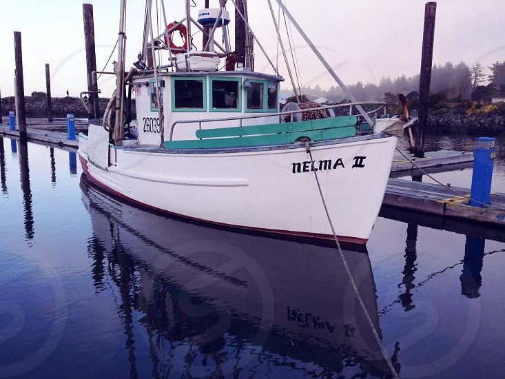 white nelma 2 ship photo