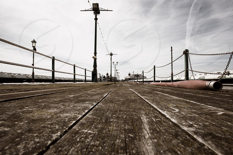 Blackpool Pier UK photo