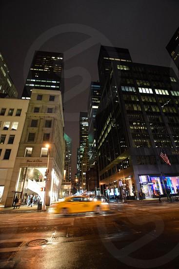 Fifth Avenue -NYC US photo