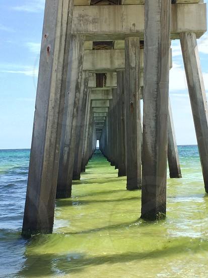 Panama City Pier photo
