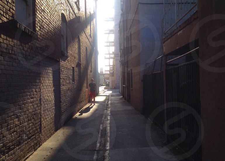 Shadows. photo
