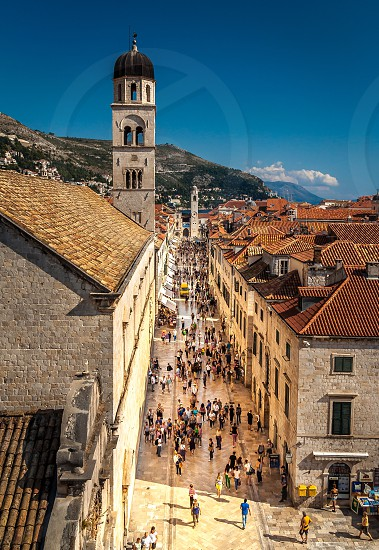 Old Town. Dubrovnik  photo