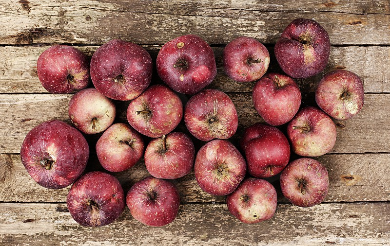 Bio apple photo