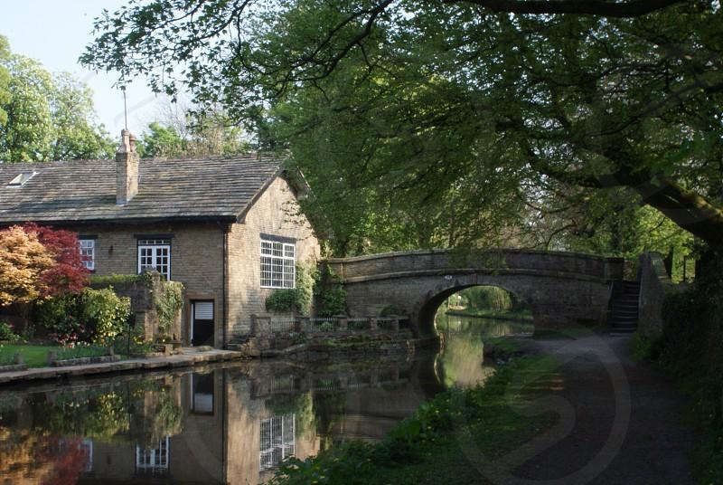 Bollington Canal photo