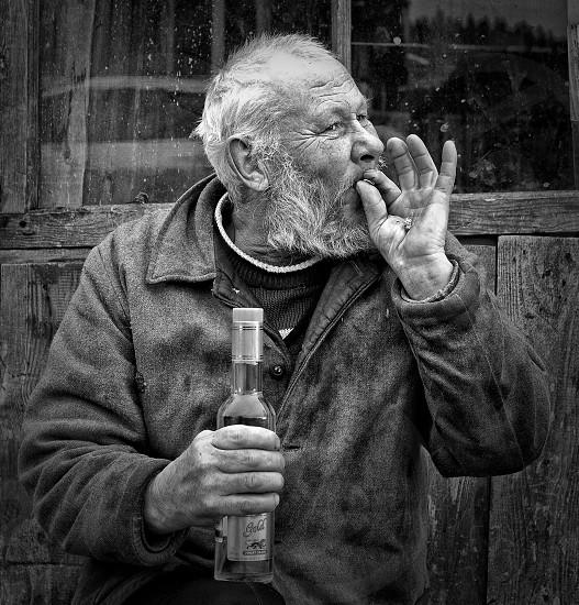Oldman photo