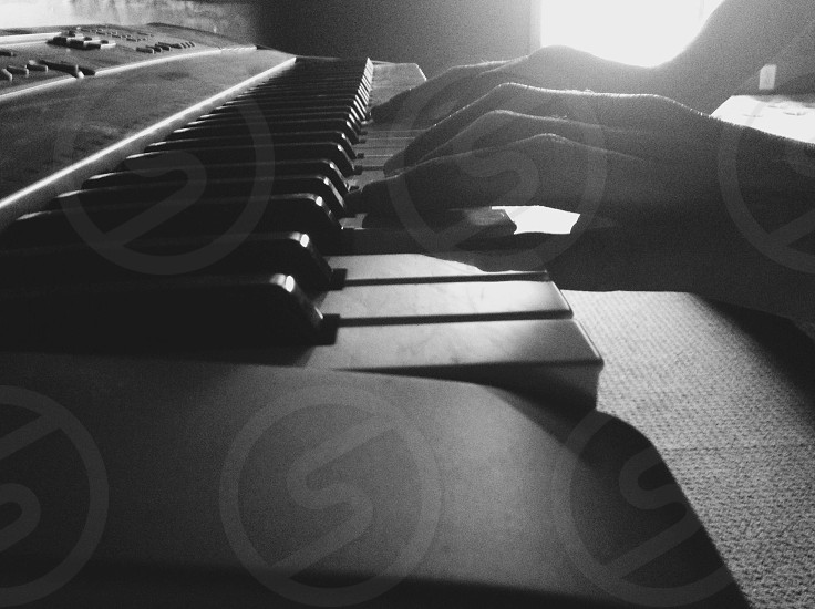 The keyboard  photo