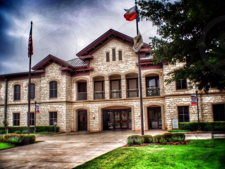 Arc hectare Public City Hall Texas Granbury photo