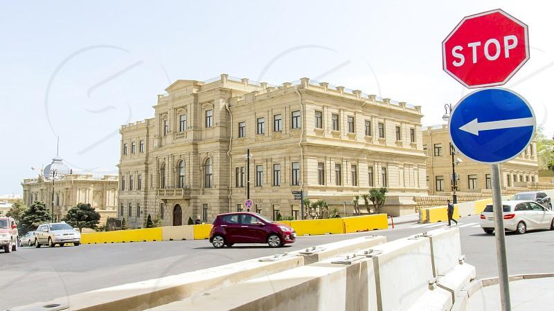 National Art Museum of Azerbaijan in Baku photo