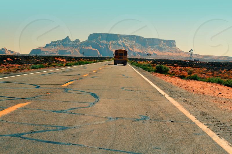 School Bus Utah photo
