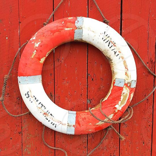Red maritim decay photo