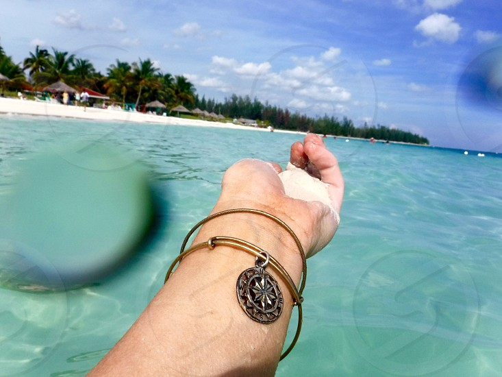 Beach In My Hand photo