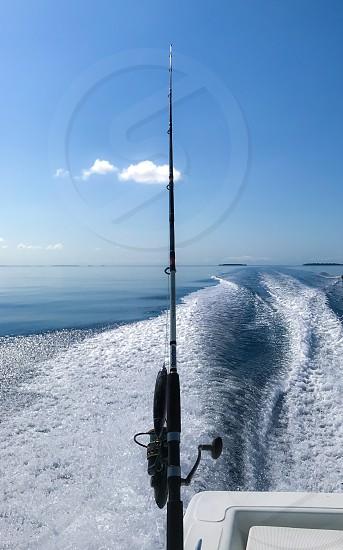 Fishing travel big game trip ocean reef rod hook fish photo
