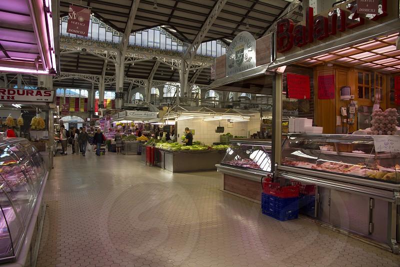 Mercado Central Valencia - Valencia photo