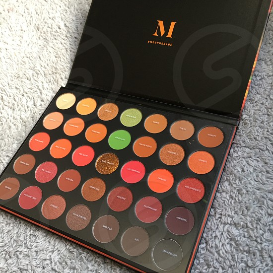 Morphe Makeup Palette Eyeshadow Product By Britny Smith Photo Stock Snapwire It is with great discount beauty boutique is proudly a top australian morphe retail partner/distributor! snapwire