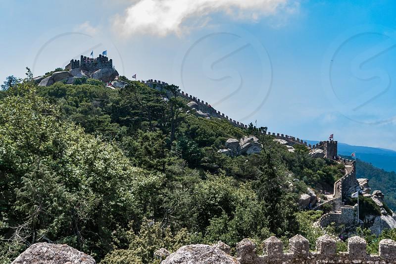 Sintra Mountain - Portugal photo