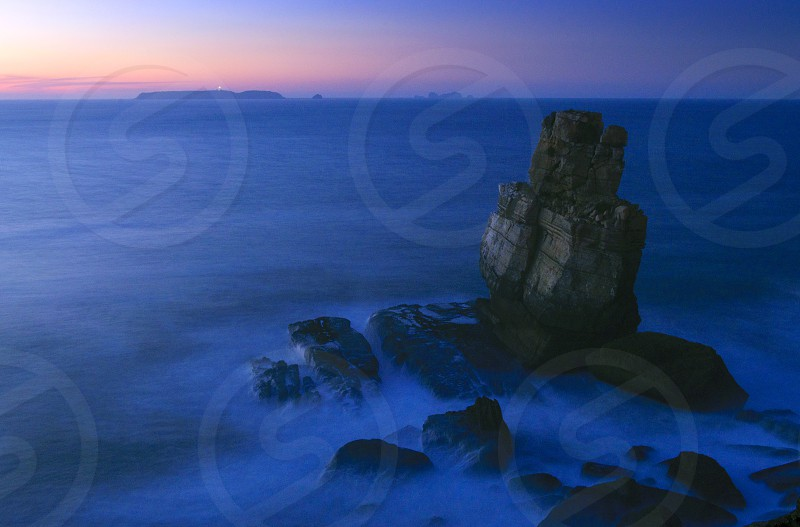 Seascape long expos ... ] photo