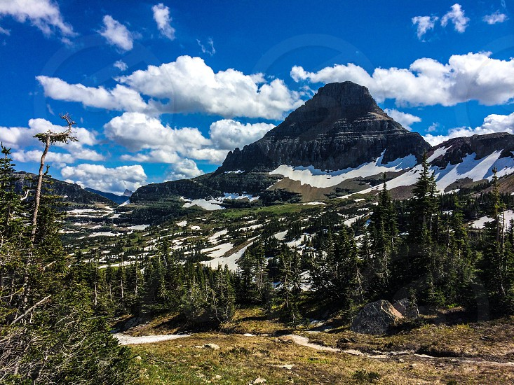Glacier country photo
