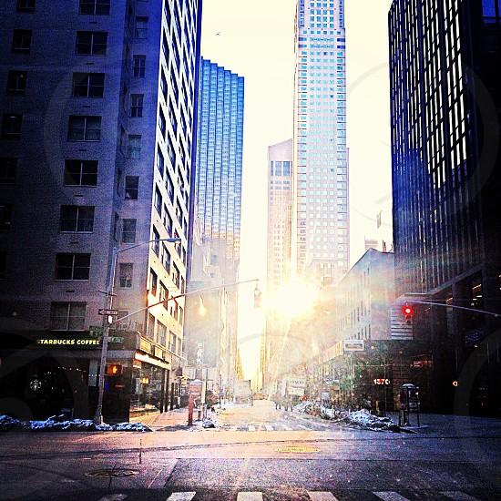 Good Morning NYC photo