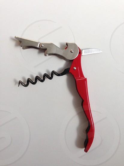 Travel essentials corkscrew  photo