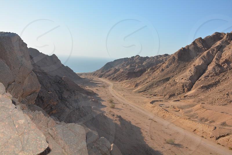 egypt dahab  photo