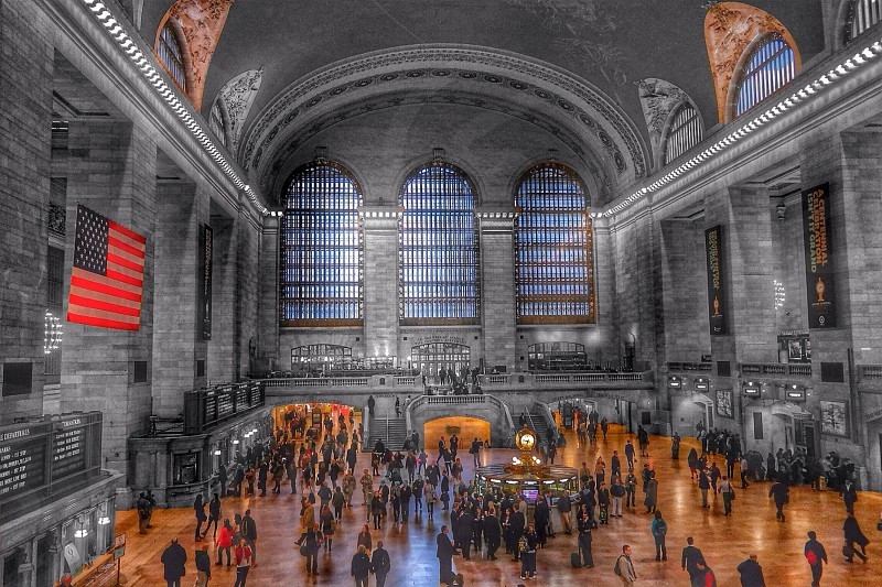 Grand central stationNew York  photo