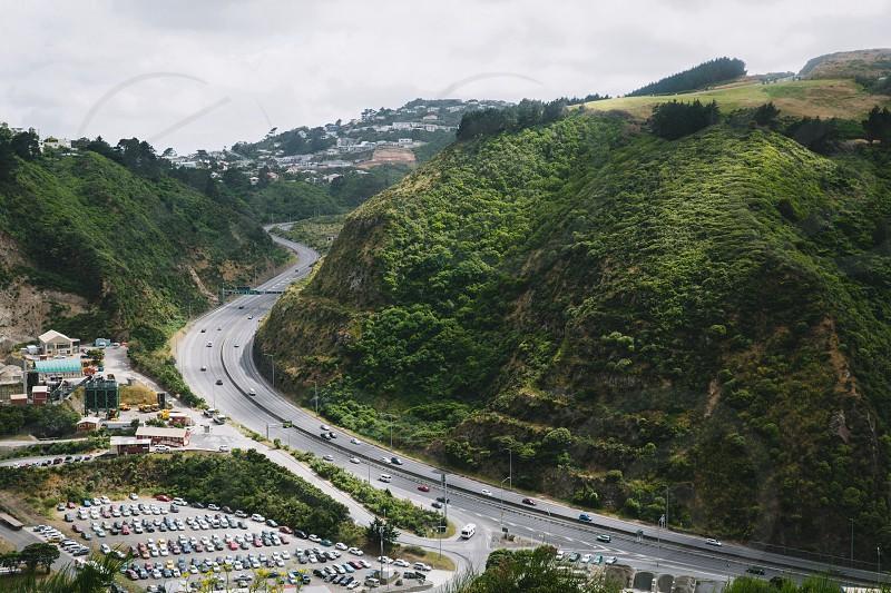 Wellington Motorway captured w/ 5D Mark III photo
