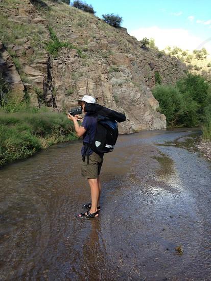 Monticello Canyon New Mexico photo