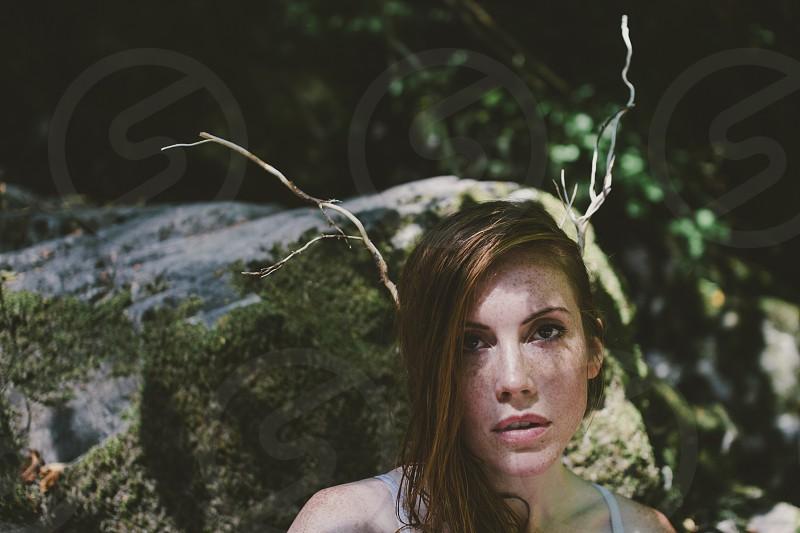 Portrait Seattle pnw vsco vscofilm woman girl freckles photo