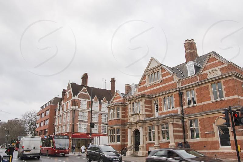 Shepherd's Bush Old Library and Theatre in Uxbridge Road London (United Kingdom) photo