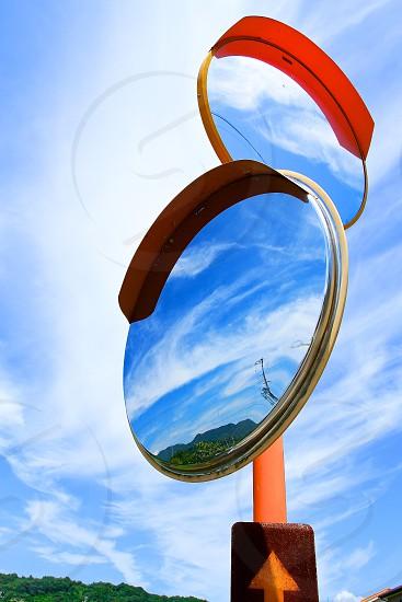 Reflection (34) : 'Mirror World'  photo
