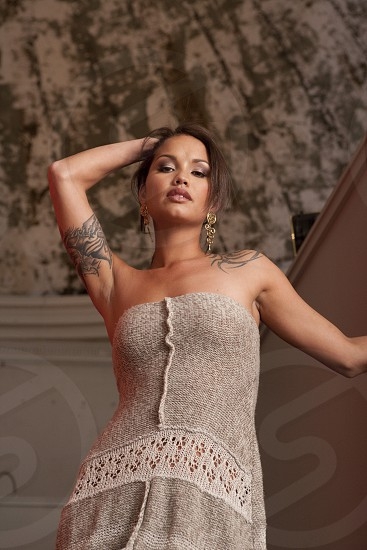 Female Model tattoo photo