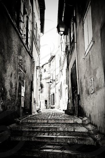 Little street Arles (France) photo