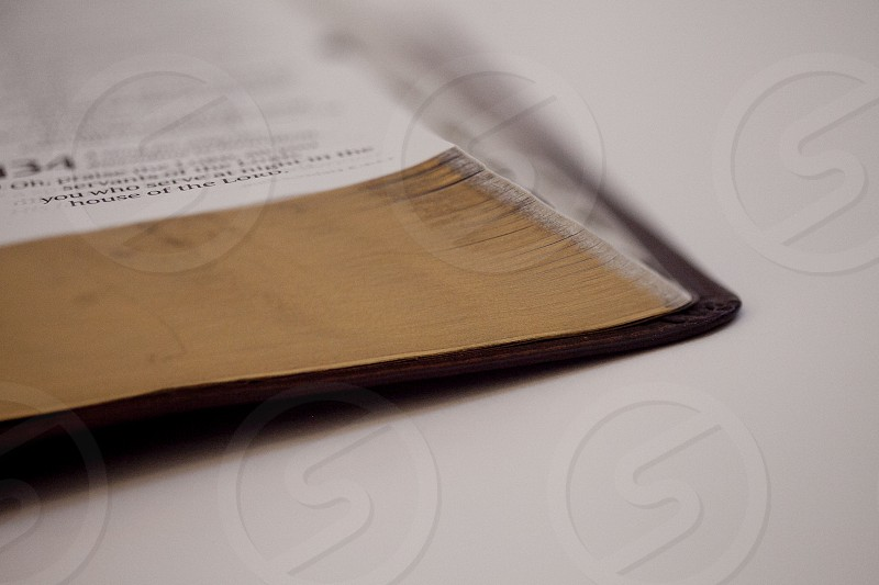 open book page photo