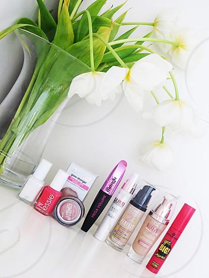 Makeup. photo