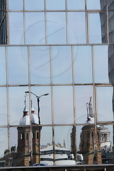 london reflexion photo