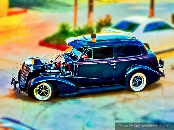 California Hot Rod photo