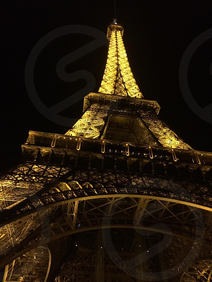 Eiffel Tower - Paris  photo
