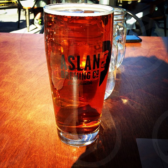 Beer from Aslan Brewing photo