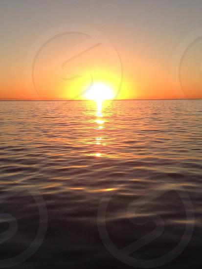 Dawn at Catalina  photo