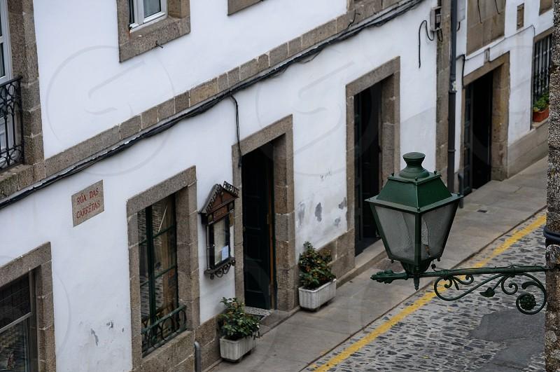 Street in Spain photo